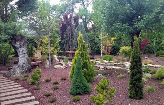 grava jardines