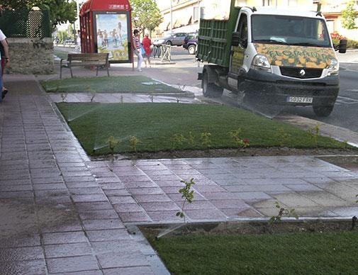 politica de calidad decoracion de jardines