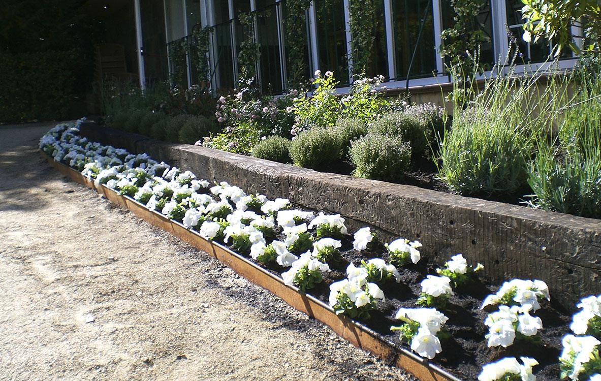 Diseño de jardín en Cañada Real